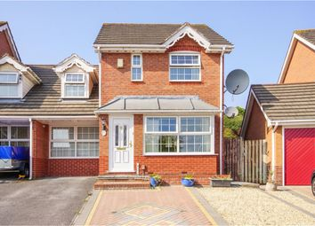 Thumbnail 3 bed semi-detached house for sale in Glastonbury Close, L/Green