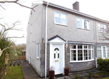 Thumbnail 4 bed semi-detached house for sale in Cedar Way, Ystrad Mynach, Hengoed