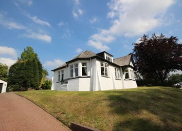 Thumbnail 7 bed detached house for sale in Davieland Road, Lower Whitecraigs, Glasgow