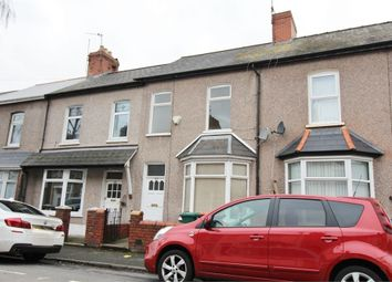 Thumbnail 2 bed terraced house for sale in Durham Road, Newport