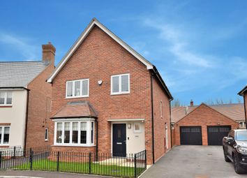 Thumbnail 3 bed detached house for sale in Terlings Avenue, Gilston, Harlow