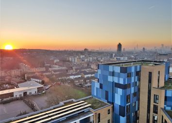 Thumbnail 2 bed flat for sale in Parkside Avenue, London