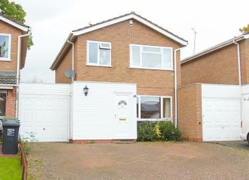 Thumbnail 3 bed link-detached house for sale in Petton Close, Winyates East, Redditch, Worcestershire