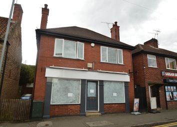 Thumbnail 1 bed flat to rent in The Homesteads, Sherwood Street, Warsop, Mansfield