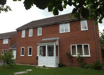 Thumbnail 4 bed detached house for sale in Boundary Close, Bradenstoke, Chippenham