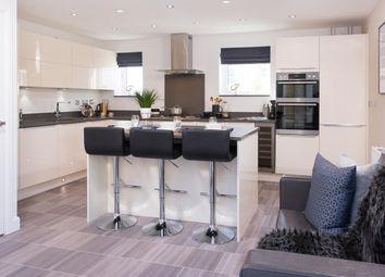 """Thumbnail 4 bedroom detached house for sale in """"Alderney"""" at Burniston Close, Melksham"""
