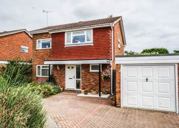 Thumbnail 4 bedroom detached house for sale in Lambtons Way, Winslow