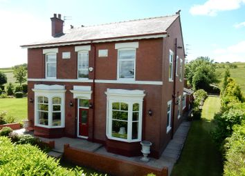 Thumbnail 4 bed detached house for sale in Turton Road, Tottington, Bury