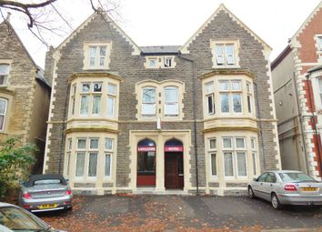 Thumbnail 10 bed detached house for sale in Richmond Road, Roath, Cardiff