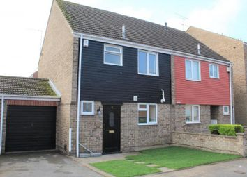 3 bed semi-detached house for sale in Rochfords Gardens, Slough SL2