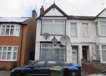 Thumbnail 7 bed semi-detached house for sale in Central Road, Wembley