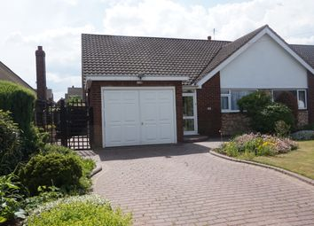 Thumbnail 3 bed semi-detached bungalow for sale in Ravenswood Gardens, Stonydelph Lane, Wilnecote, Tamworth