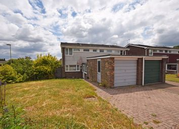 Thumbnail 3 bed semi-detached house for sale in Heron Close, Alton