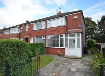 Thumbnail 2 bed semi-detached house for sale in Belvedere Avenue, Reddish, Stockport