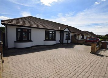 Thumbnail 3 bed semi-detached bungalow for sale in Central Avenue, Corringham, Essex