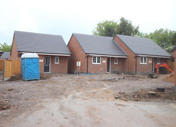 Thumbnail 1 bed semi-detached bungalow for sale in Heath Lane, Earl Shilton, Leicester
