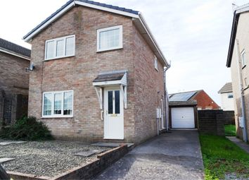 Thumbnail 3 bed detached house for sale in Woodland Place, North Cornelly, Bridgend, Mid Glamorgan