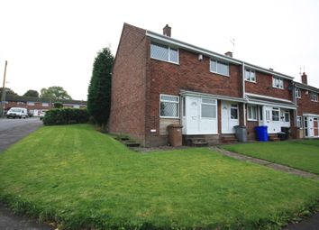 Thumbnail 3 bed end terrace house for sale in Lowhurst Drive, Chell, Stoke-On-Trent
