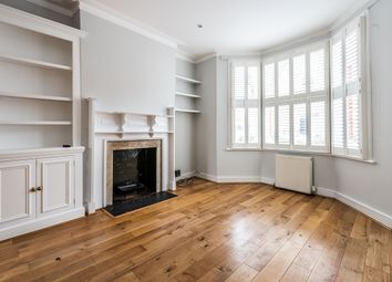 Thumbnail 4 bedroom terraced house to rent in Bronsart Road, London