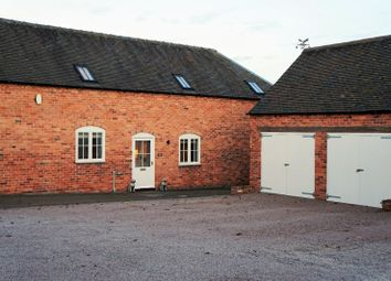 Thumbnail 3 bed barn conversion for sale in Kirk Langley, Ashbourne