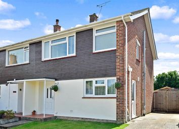 Thumbnail 3 bed semi-detached house for sale in Kennedy Drive, Walmer, Deal, Kent