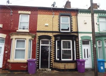 Thumbnail 2 bed terraced house for sale in Hinton Street, Fairfield, Liverpool, Merseyside