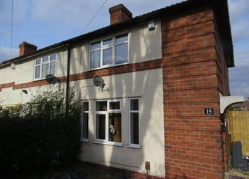Thumbnail 2 bed property to rent in Hazelville Road, Hall Green, Birmingham