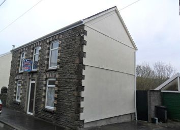 Thumbnail 4 bed detached house for sale in New Road, Ynysmeudwy, Pontardawe.