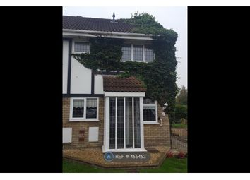 Thumbnail 3 bed semi-detached house to rent in Lavender Court, Brackla, Bridgend