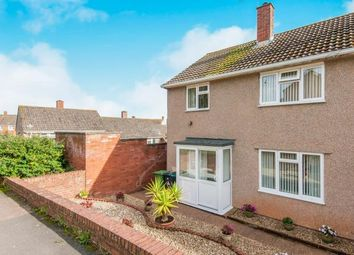 Thumbnail 3 bed end terrace house for sale in Exeter, Devon, England
