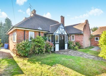 Thumbnail 3 bedroom bungalow for sale in Pinewood Close, Hellesdon, Norwich