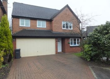 Thumbnail 4 bed detached house to rent in Monkspath, Sutton Coldfield