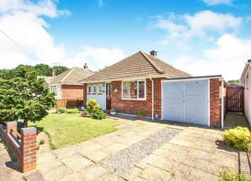 Thumbnail 3 bed detached bungalow for sale in Gowing Road, Hellesdon, Norwich