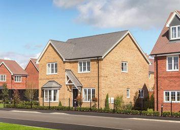"Thumbnail 4 bedroom property for sale in ""The Nenhurst"" at Cotts Field, Haddenham, Aylesbury"