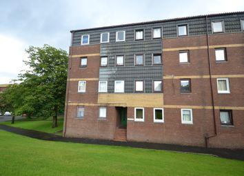 Thumbnail 2 bed flat for sale in Braehead Road, Cumbernauld