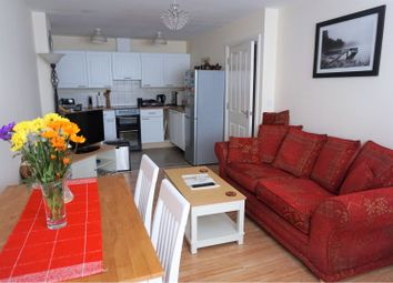 Thumbnail 1 bed flat for sale in Lawrence Court, Ashford