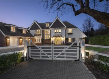 Thumbnail 7 bedroom detached house for sale in Camp Road, Gerrards Cross, Buckinghamshire