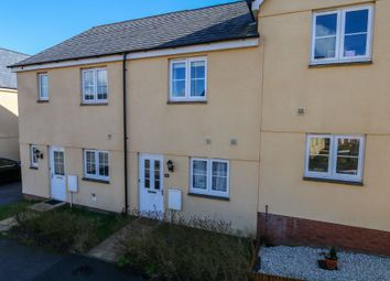 Thumbnail 2 bed terraced house for sale in Brooks Warren, Cranbrook, Exeter