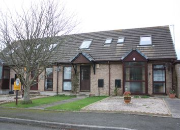 Thumbnail 1 bed terraced house to rent in Willow Close, Quintrell Downs, Newquay
