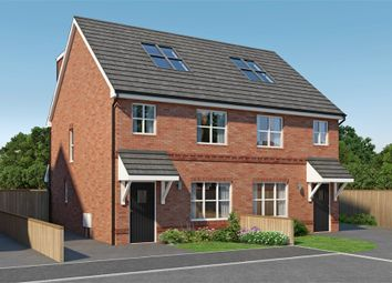 4 bed semi-detached house for sale in Mulberry Park, Forest Road, Ellesmere Port, Cheshire CH66