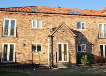 Thumbnail 1 bed flat to rent in Station Road, Rawcliffe, Goole