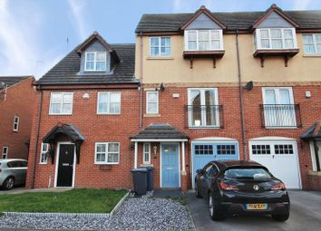 Thumbnail 3 bed town house for sale in Hudson Way, Radcliffe-On-Trent, Nottingham
