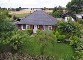 Thumbnail 3 bed detached bungalow for sale in Brettenham, Ipswich