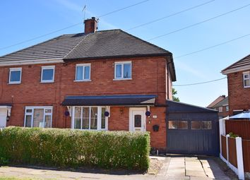 Thumbnail 3 bed semi-detached house for sale in Umberleigh Road, Newstead, Stoke-On-Trent