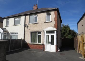 3 bed semi-detached house for sale in Woodale Avenue, Bradford BD9