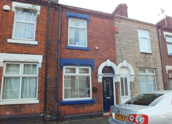Thumbnail 2 bed terraced house to rent in Ladysmith Road, Etruria, Stoke-On-Trent