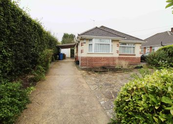 Thumbnail 3 bed detached bungalow for sale in Bloxworth Road, Poole