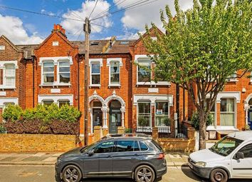 Thumbnail 3 bed flat to rent in Carminia Road, London