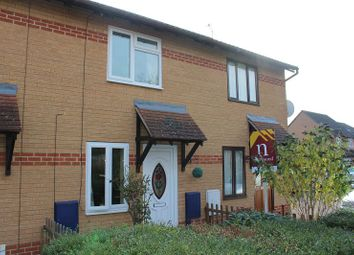 Thumbnail 1 bed terraced house to rent in Longworth Close, Banbury, Oxon
