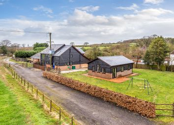 Thumbnail 5 bed barn conversion for sale in The Dene, Ropley, Hampshire